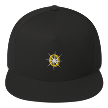 Load image into Gallery viewer, Our Inner Sparks Embroidered Logo Flat Bill Cap