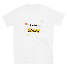 Load image into Gallery viewer, Celebrate Your Strength - Short-Sleeve Unisex Customized T-Shirt