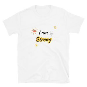 Celebrate Your Strength - Short-Sleeve Unisex Customized T-Shirt