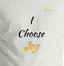 "Load image into Gallery viewer, ""I Choose ..."" - Unisex Short Sleeve Customized T-Shirt"