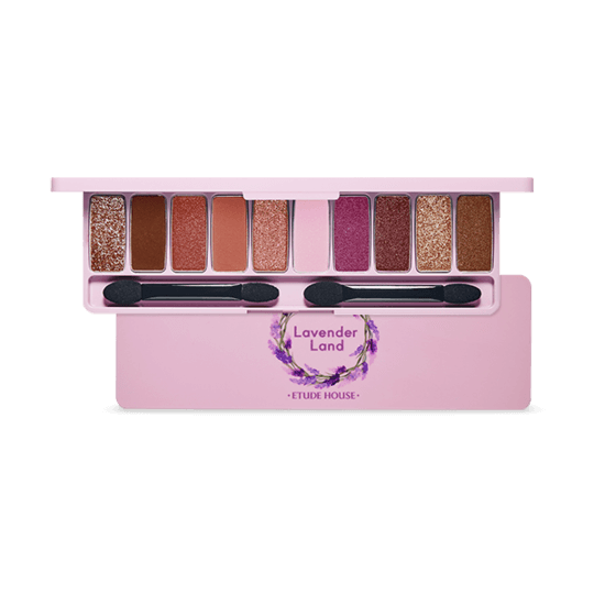ETUDE HOUSE Play Color Eyes Eye Shadow Palette #Lavender Land