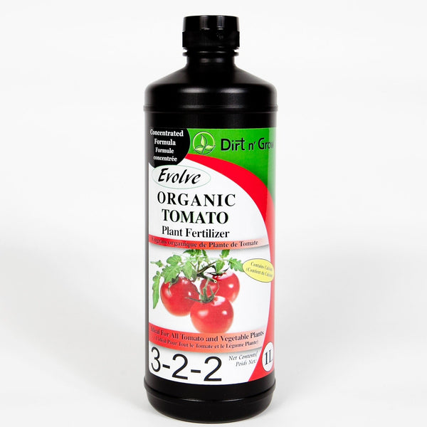 Evolve Organic Tomato Fertilizer