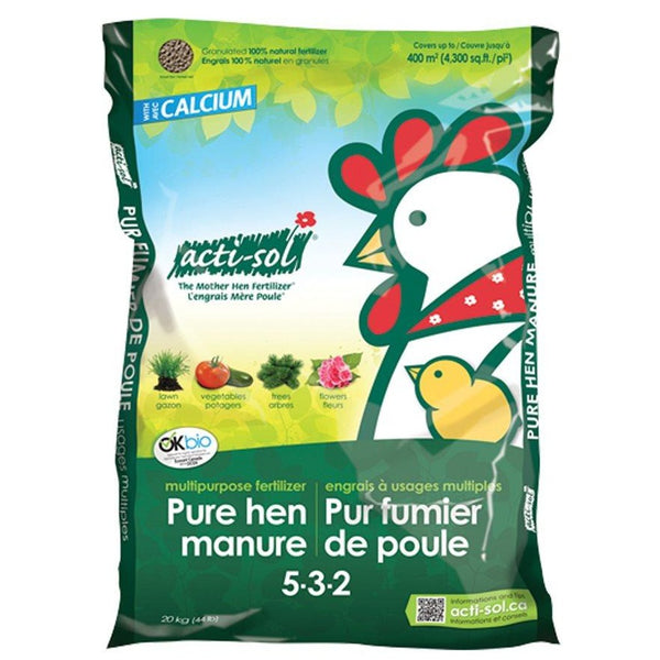 Pure All Purpose Hen Manure