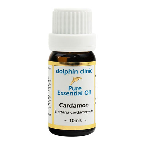 CARDAMON PURE ESSENTIAL OIL 10ML