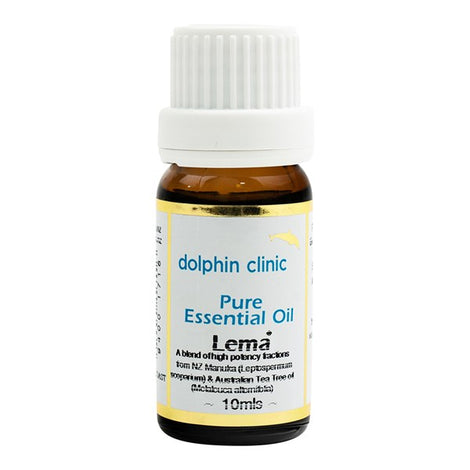 LEMA (fractionated Tea Tree & NZ Manuka) 10ML