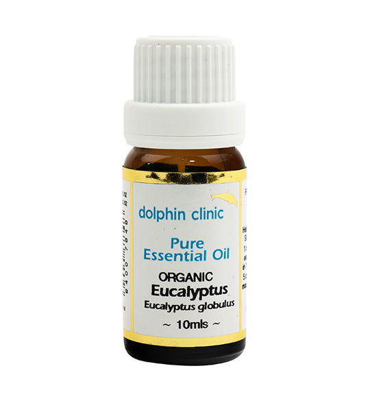 Eucalyptus Certified Organic Essential Oil 10ml