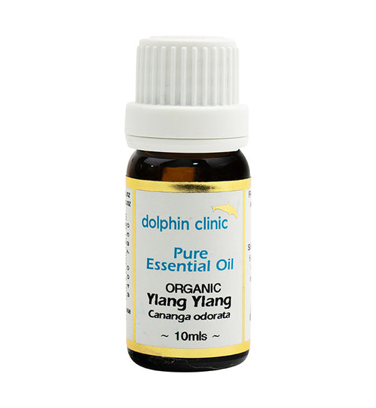 Ylang Ylang Certified Organic Essential Oil 10ml