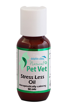 VET - STRESS LESS OIL