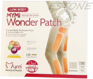 MYMI WONDER PATCHES|BELLY FAT TRIMMER|NATURAL AGEN