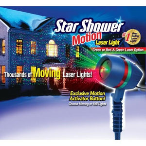 Star Shower Motion Light (Diwali Special)