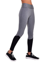Load image into Gallery viewer, Gym/Yoga High Waist Tight - Black & Grey