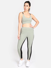 Load image into Gallery viewer, Gym/yoga High Waist Tight with High Impact Sports Bra Complete Set - (LG)