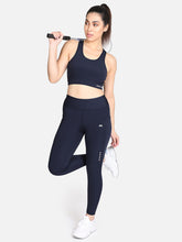 Load image into Gallery viewer, gym/Yoga High Waist Tight With Sports Bra Complete Set - (NB)