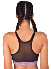 Load image into Gallery viewer, Running/Workout Sports Bra Mesh - (BP)