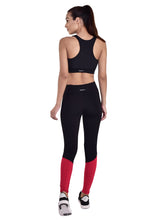 Load image into Gallery viewer, Gym/Yoga High Waist Tight With Sport Bra Complete Set - (BR)