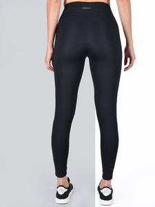 Gym/Yoga High Waist Solid Color Tight