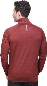 Muscle Torque Full Sleeve Solid Men Sweatshirt