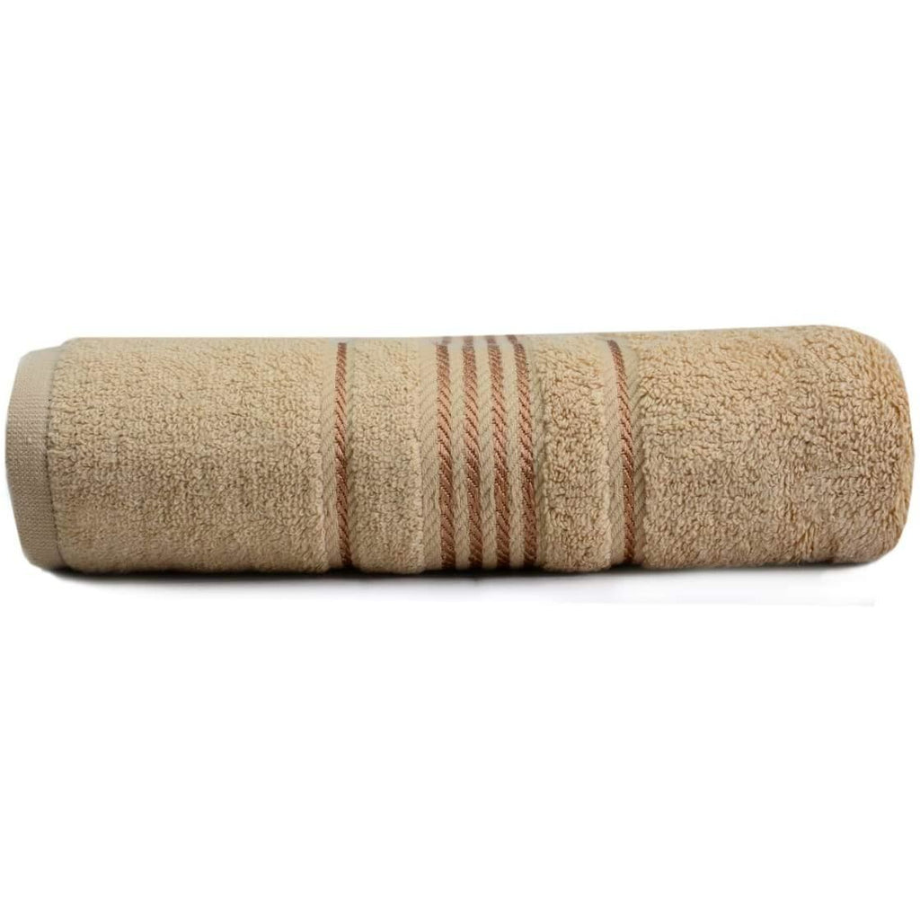 Zero Twist Bath Towel- Ivory