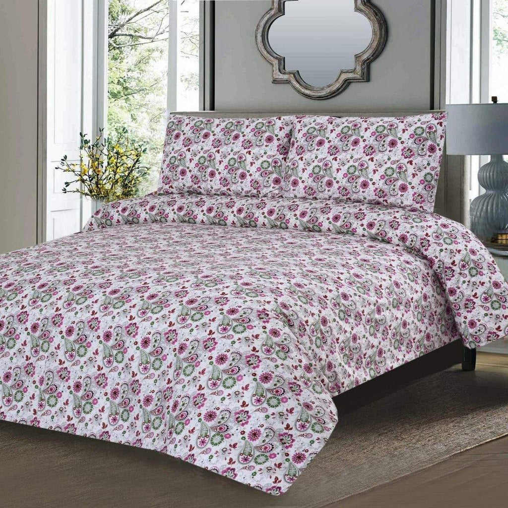 3PCs BED Sheet DH0012