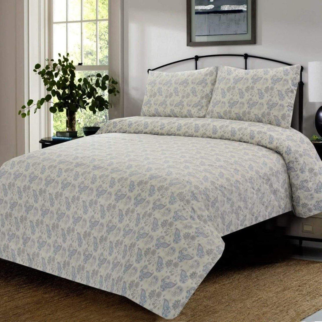 3PCs Bed Sheet DH-0023