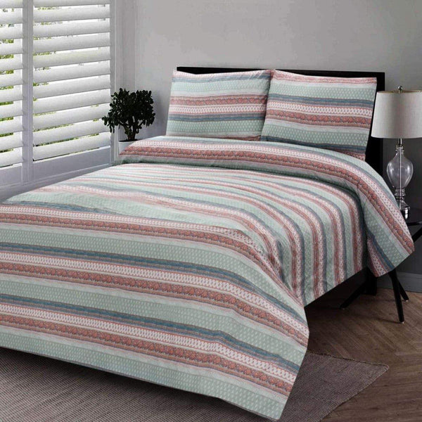 3PCs Bed Sheet DH-0024
