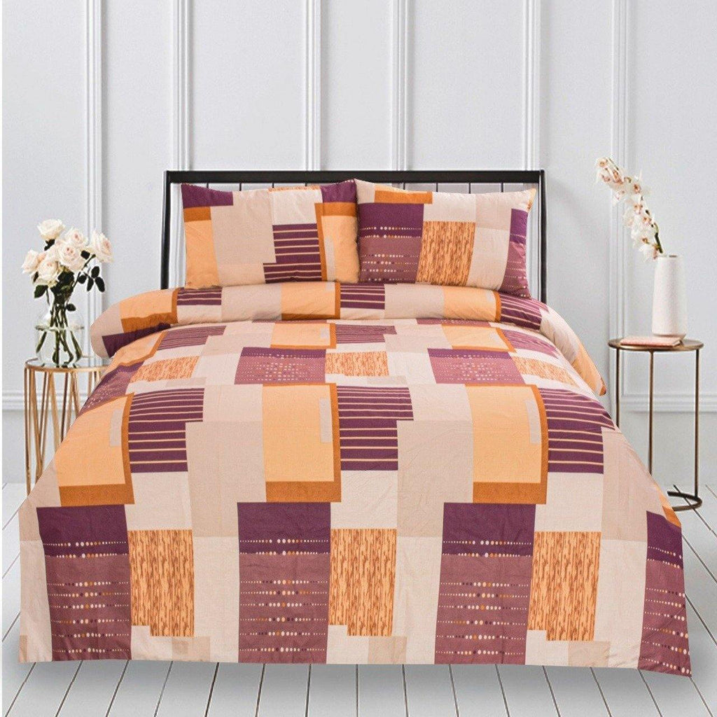 3PCs Bed Sheet DH-0026