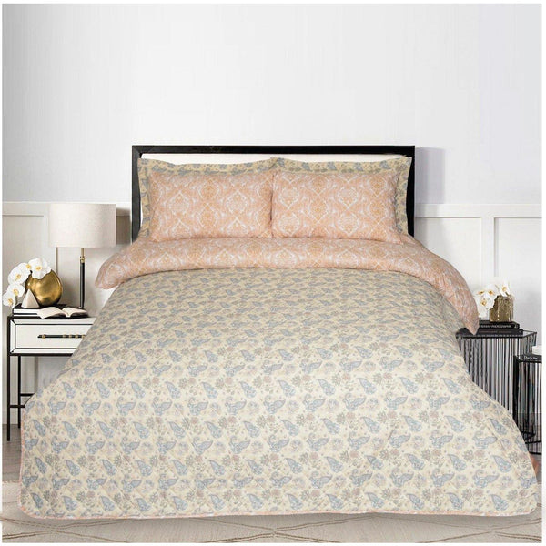 3 PCs BED SPREAD SET-HUES - Daffodils Home