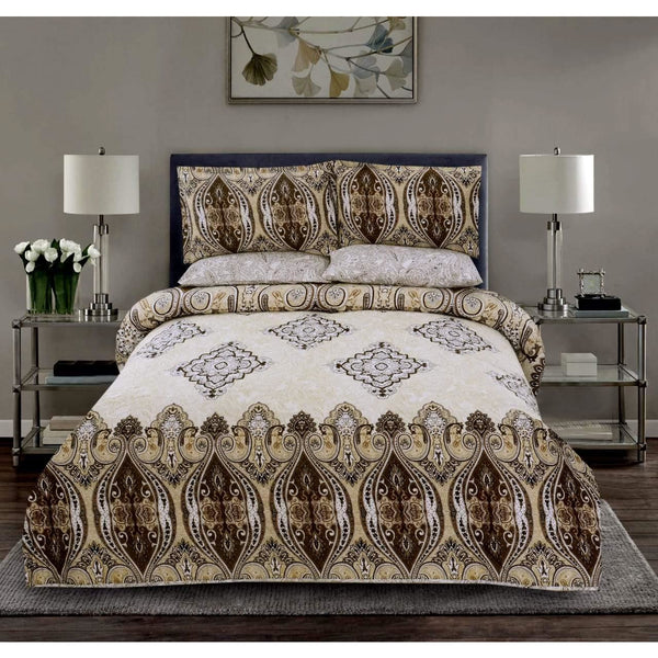 6 PCs BED SPREAD SET- Durango Diamond