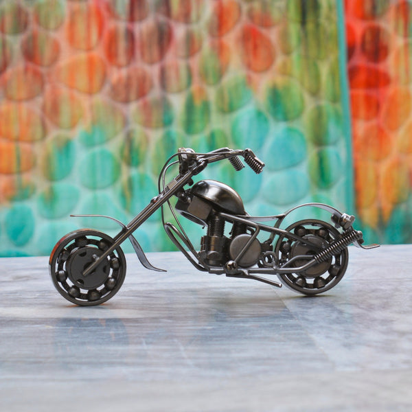 Handmade Motorcycle Harley Davidson Home Decor