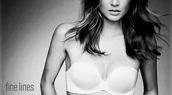 BRA TIPS: Why do my Strapless Bras Keep Falling Down? - Avec Amour Lingerie Boutique