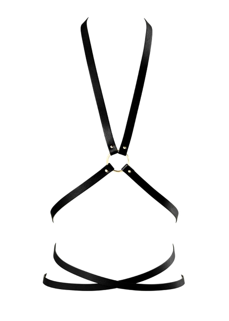 Maze Multi-Way Body Harness-Bodywear-Bijoux Indiscrets-AvecAmourLingerie