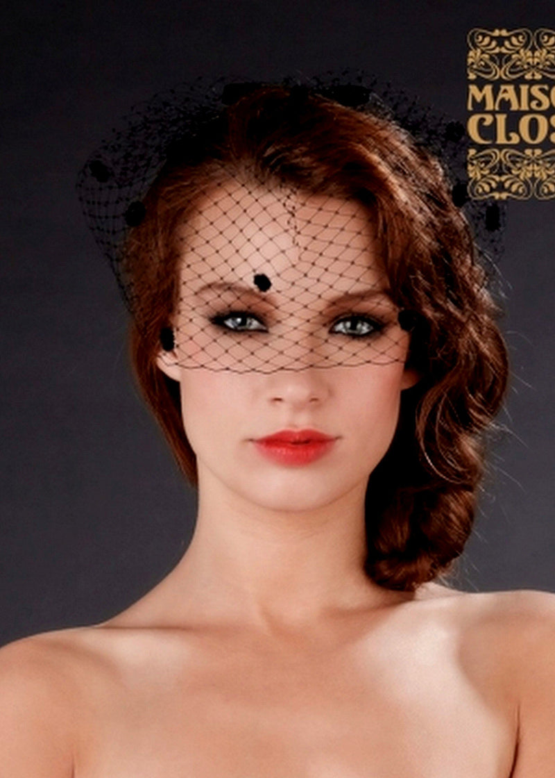 Petit Secret Veil-Accessories-Maison Close-AvecAmourLingerie