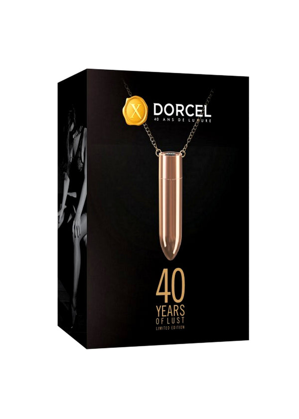 Discreet Pleasure Bullet Stimulator-Accessories-Dorcel-AvecAmourLingerie