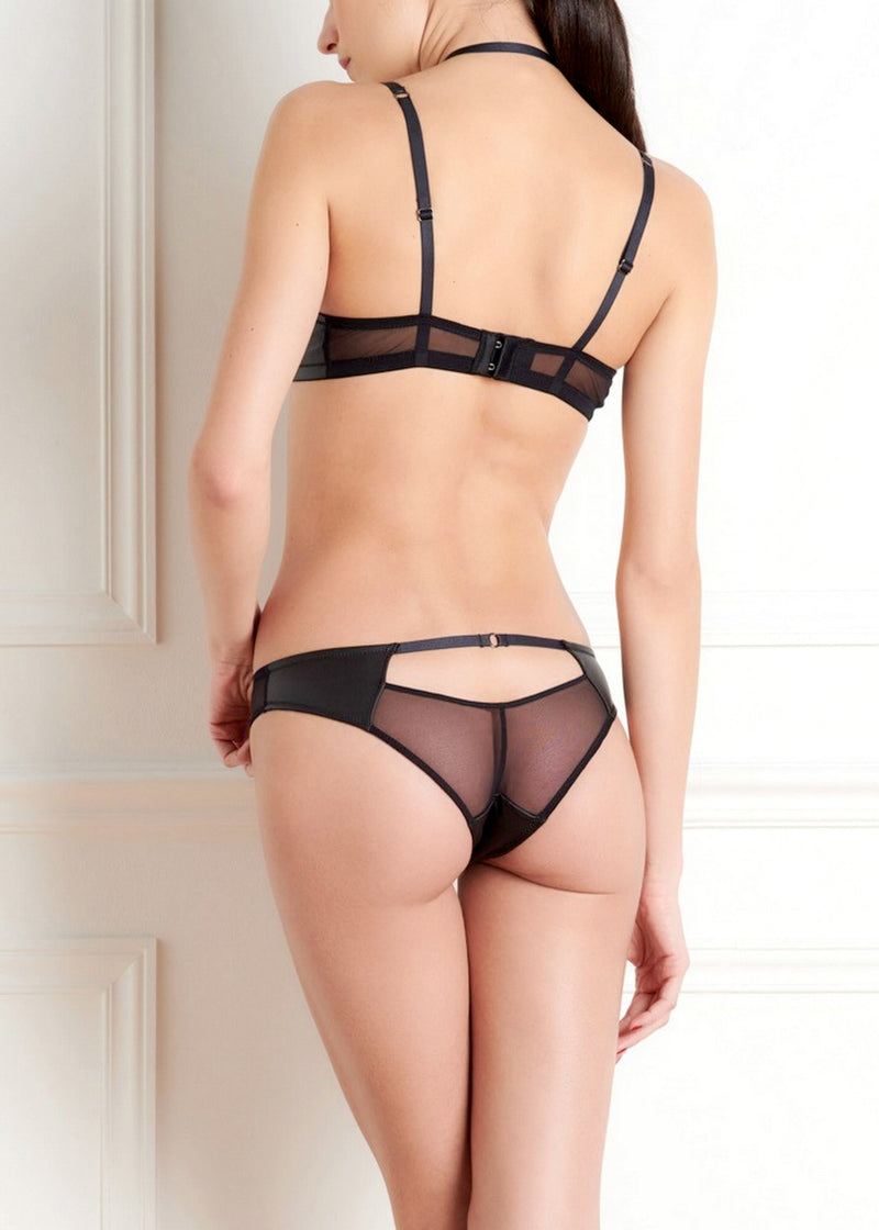Chambre Noire Panty-Bottoms-Maison Close-AvecAmourLingerie
