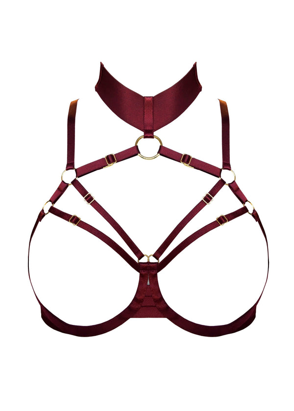 Merida Ouvert Wire Bra (Morello)