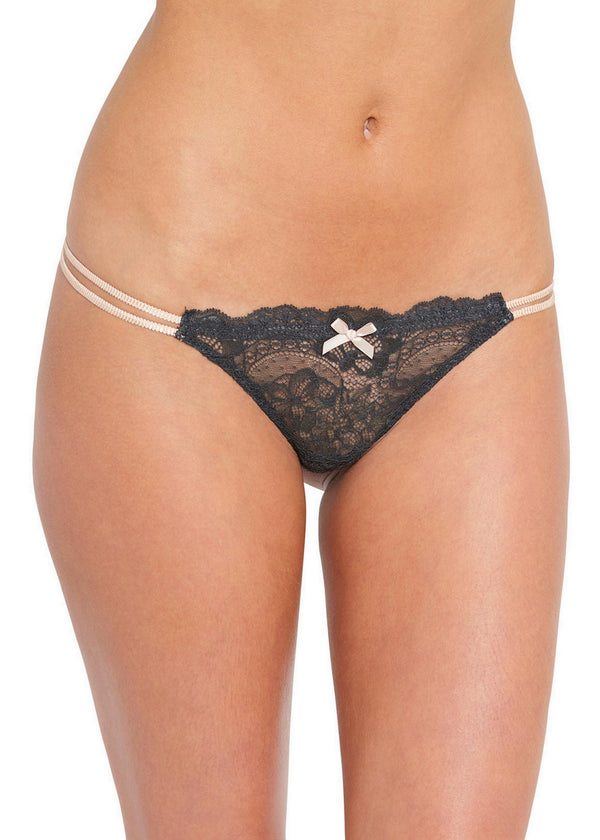 Everly The Double String Thong-Bottoms-Eberjey-AvecAmourLingerie