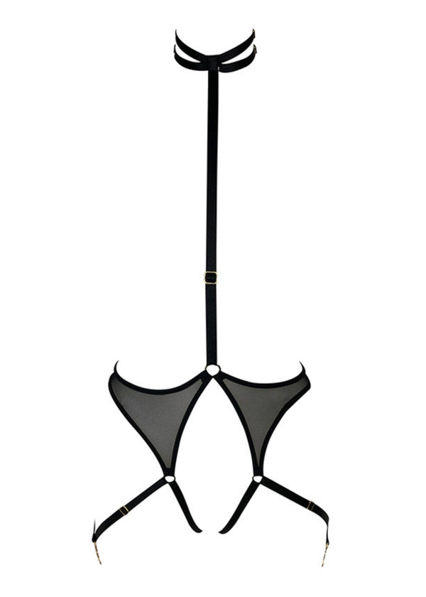 Midnight Harness Suspender
