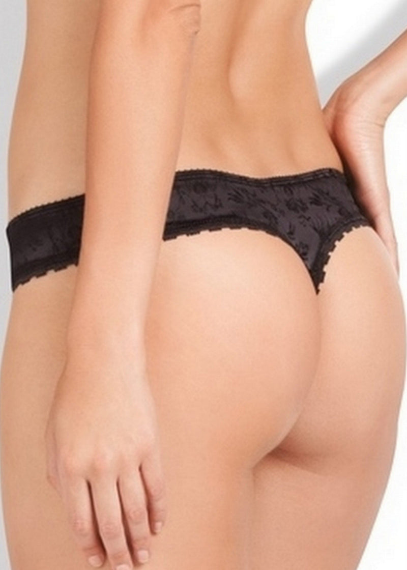 Ella Mae (PHTM) Thong Brief-Bottoms-Pleasure State-AvecAmourLingerie