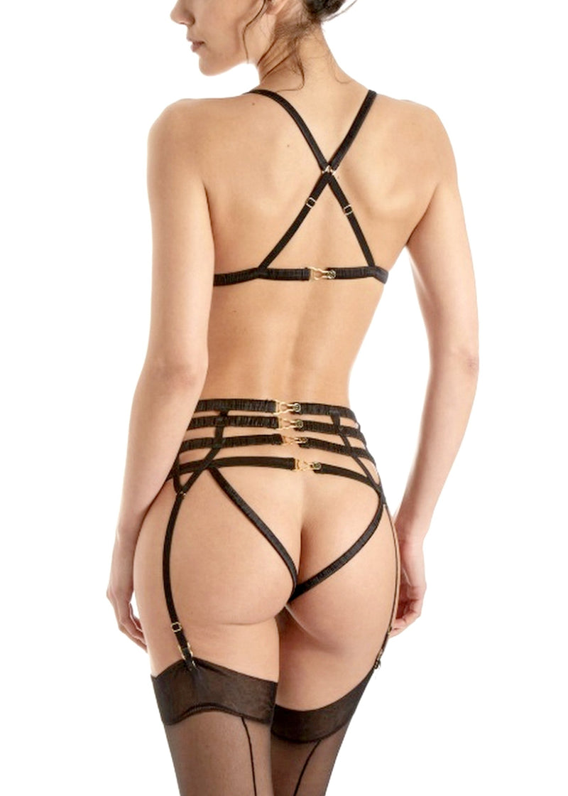 Please Me Suspender Belt-Bodywear-Atelier Amour-AvecAmourLingerie