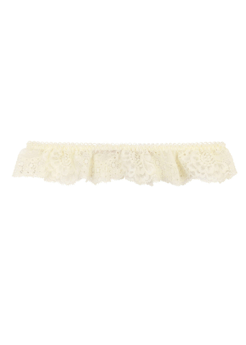 Stella Smooth & Lace Garter-Bottoms-Stella McCartney Lingerie-AvecAmourLingerie