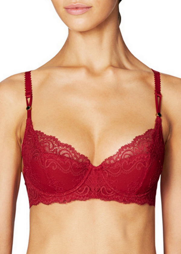 Poppy Playing Contour Balconnet Bra-Bras-Stella McCartney Lingerie-AvecAmourLingerie