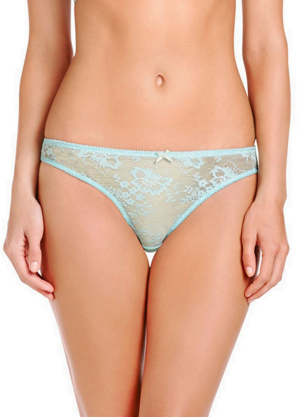Gwyneth Gazing (TURQ) Bikini-Bottoms-Stella McCartney Lingerie-AvecAmourLingerie