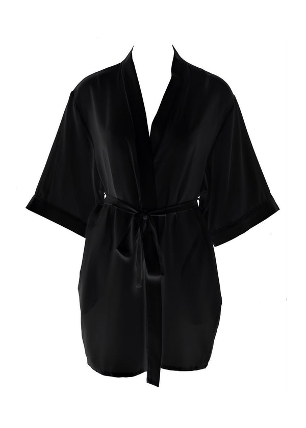 Toco Toucan Midi Dressing Gown-Bodywear-Mimi Holliday-AvecAmourLingerie