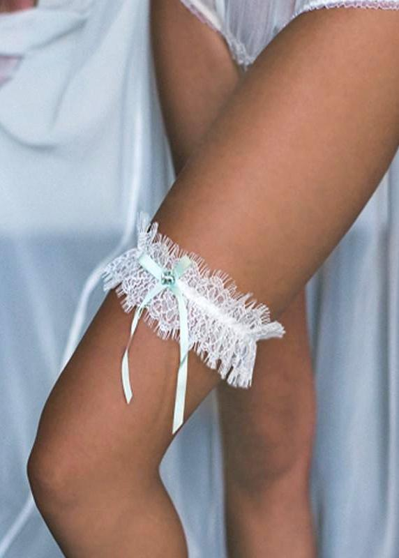 Je Taime Couture Garter