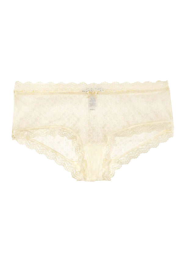 Delirious French Brief (Ivory)-Bottoms-Eberjey-AvecAmourLingerie