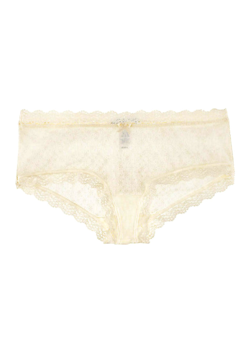 Eberjey Delirious French Brief (Ivory) - Avec Amour Lingerie Boutique