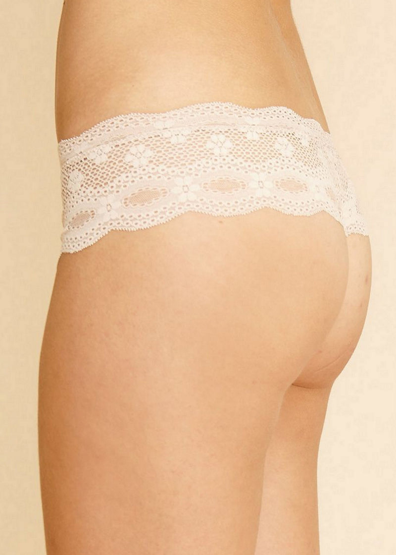 India Low Rise Boythong (Bare)-Bottoms-Eberjey-AvecAmourLingerie