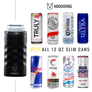 The Skinny Can Cooler [Black]