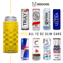 Load image into Gallery viewer, The Skinny Can Cooler [Yellow]