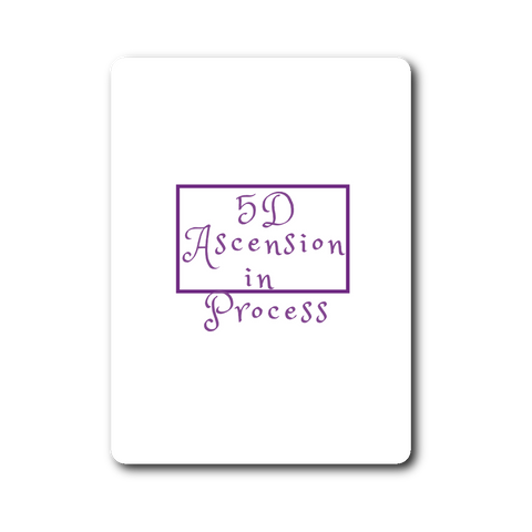5D Ascension Sticker
